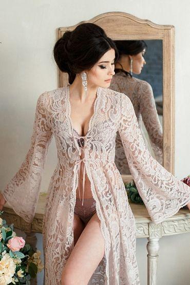 Будуарные платья в Москве салон Love Forever