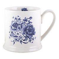 National Trust Flower Mug