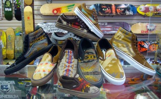 I love Pendleton Vans!!!