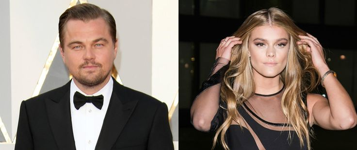 Leonardo DiCaprio embrasse Nina Agdal sur une plage de Malibu   Le Figaro Madame