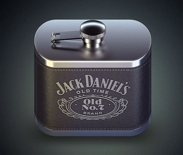 Lovicons — Free Jack Daniel's iOS icon