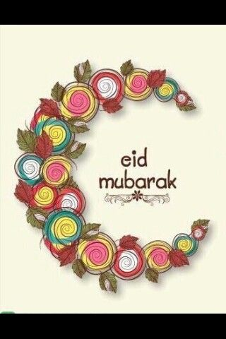 EID MUBARAK! ~Amatullah♥