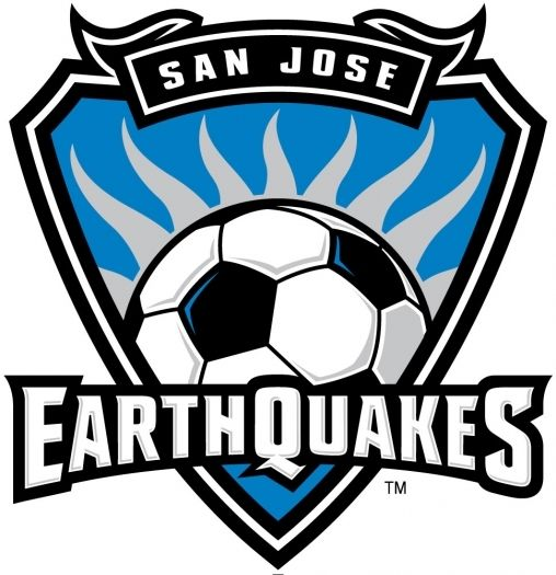 San Jose Earthquakes Logo animated gif