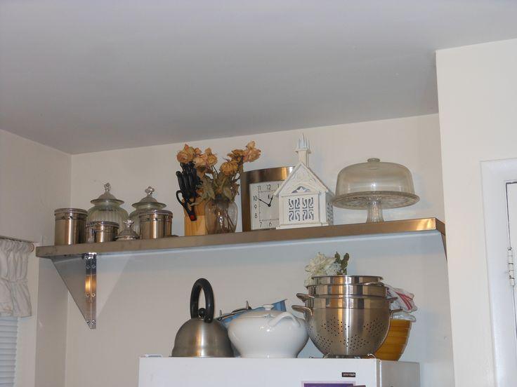11 best Home & Kitchen - Floating Shelves images on Pinterest ... Decorative Kitchen Shelf Ideas on decorative kitchen ceiling ideas, decorative shelves ideas, decorative furniture ideas, decorative window pane ideas, decorative kitchen counter ideas,