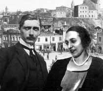 The de Salzmanns in Tiflis with Gurdjieff - Fourth Way