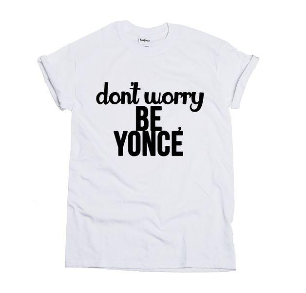 Koszulka Don't Worry BeYonce - FUNFORUS - Koszulki z nadrukiem