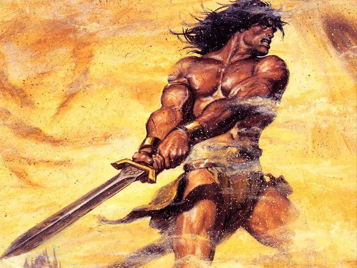 Robert E. Howard's Conan