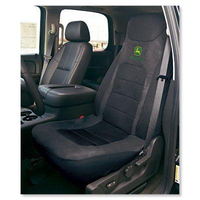 john deere vehicle seat cover. Black Bedroom Furniture Sets. Home Design Ideas