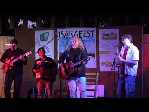 Za Tebou plout - Tomáš Berka, Corpus Delicti a hosté ze skupiny Isara - závěr ISARAFESTU 2015 - YouTube