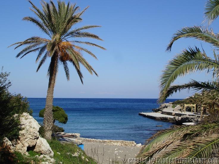 The Kallithea Spa - Rhodes Island Greece