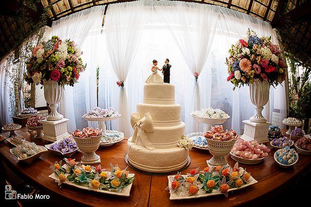 Decoração de Casamento Rústico Romantico  Flickr  Photo Sharing!