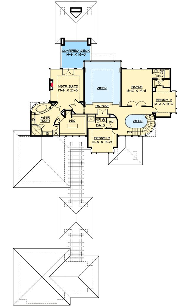 137 Best Images About House Plans On Pinterest Luxury