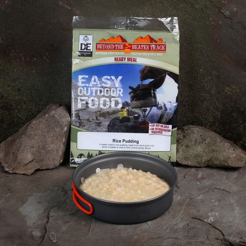 Beyond The Beaten Track Rice Pudding