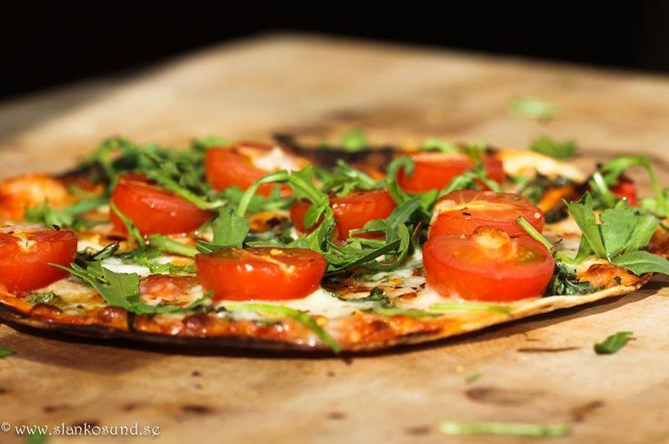 Mozzarellapizza Med Chiliflakes 7 SmartPoints