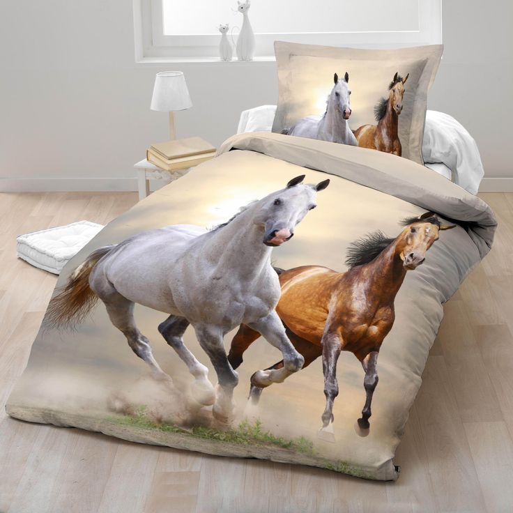 Spirit Horses - Duvet Cover Set Available in Single, Double or King Size