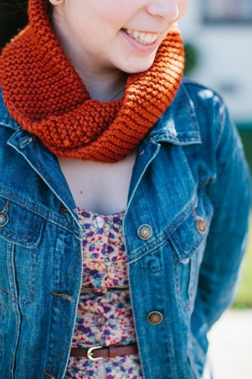 21 Cozy And Warm DIY Fall Scarves And Beanies