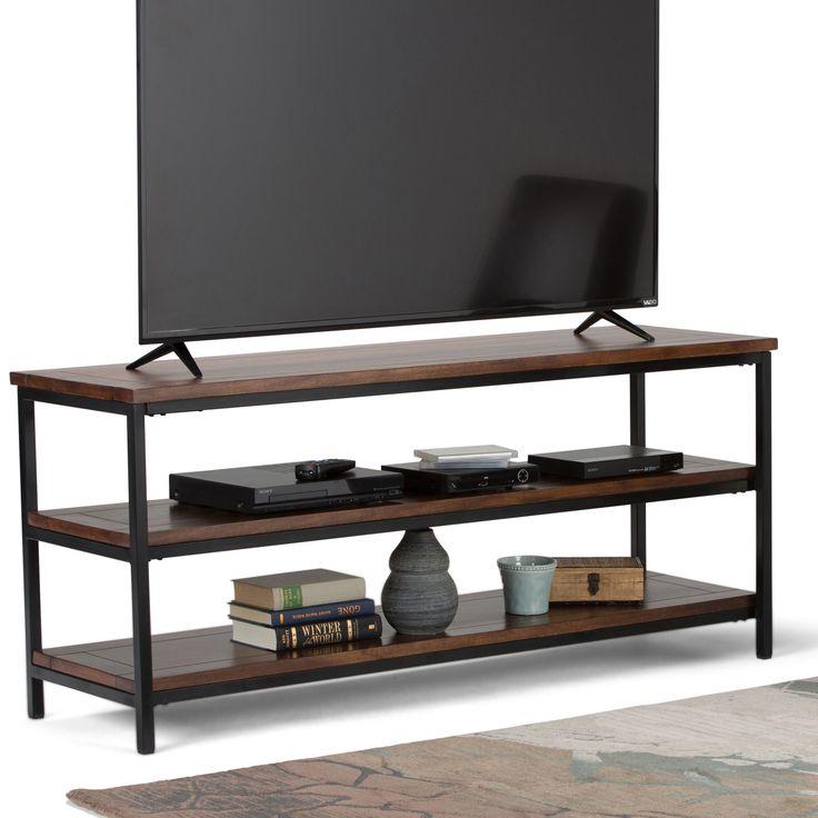 "Simpli Home Skyler 60"" TV Stand"