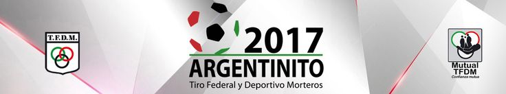 La Cat. 2003 de Fútbol Infantil debutará en el Argentinito del Tiro de Morteros el Miércoles 08 - 21:30 hs. ante Belgrano de Las Rosas