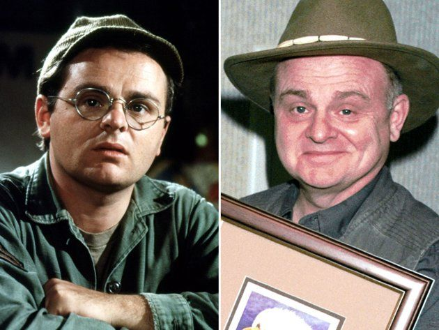 Actors In Both Mash Movie And Tv Show