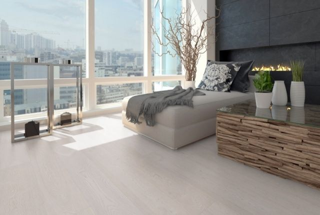 Floor - SAGA Nordic Cloudy White