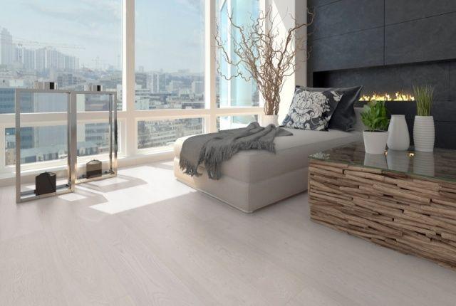 Floor - SAGA Nordic Cloudy White