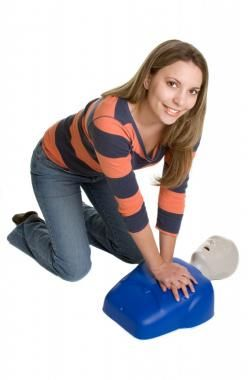 cpr and first aid persuasive speech Cpr can be life-saving first aid cpr can be life-saving first aid and increases the person's chances of survival if started soon after the heart has stopped beating.