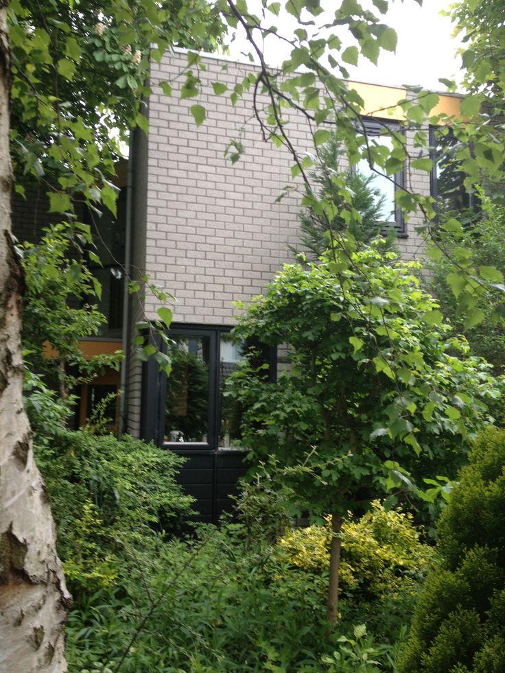 Utrecht, Daalseweg 74 - Nature hides and reveals.