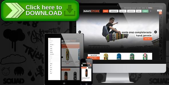 [ThemeForest]Free nulled download JM Hawkstore - Magento theme for Skating store from http://zippyfile.download/f.php?id=16887 Tags: magento fashion, magento off-canvas, Magento responsive, magento skates, magento skating, magento sport, magento street-life