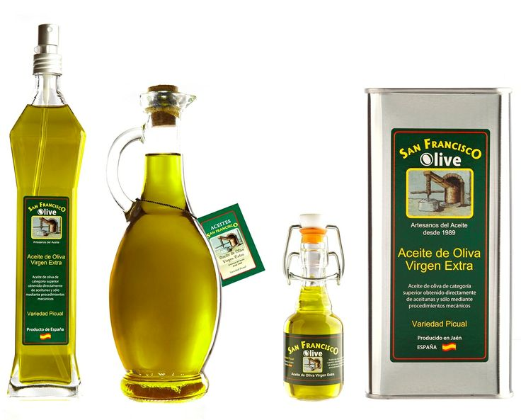 #evoo Extra Virgin Olive Oil from #Spain Acidity: 0.11º  BRONZE MEDAL in Los Angeles International Olive Oil Competition  Several designs and formats available: from 40ml to 1L egyptian jug 500ml, metal can 500ml, Spray 250ml
