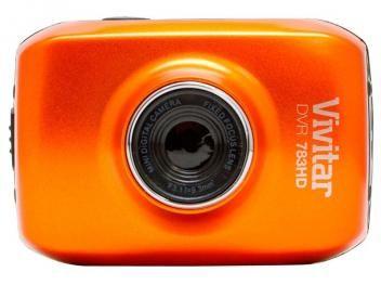 Filmadora Vivitar DVR783HD HD Esportiva 5MP - Conexão Mini USB com Caixa Estanque