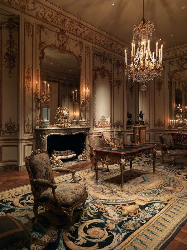. - Grand Mansions, Castles & Luxury Homes -- ▇ #Home #Elegant #Design #Decor via - Christina Khandan on IrvineHomeBlog - Irvine, California ༺ ℭƘ ༻