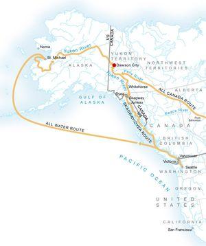 Fiebre del oro de Klondike - Wikipedia, la enciclopedia libre