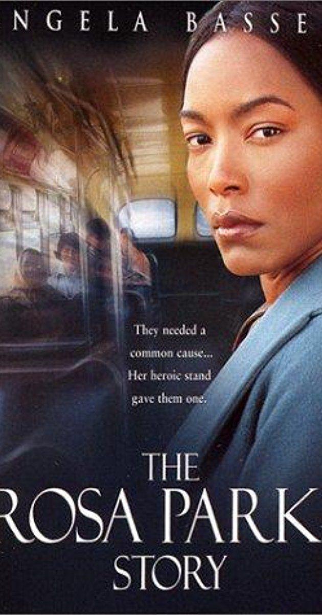 The Rosa Parks Story (TV Movie 2002) - IMDb