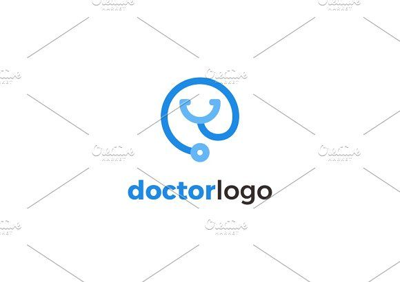 Doctor Logo by Logolea on @Graphicsauthor