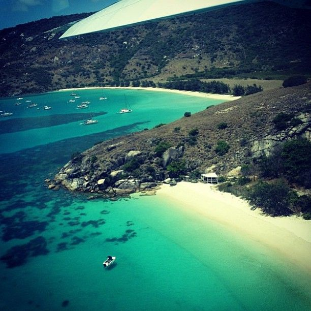 Lizard Island Great barrier reef #Australia  by kasura88 (Instagram)