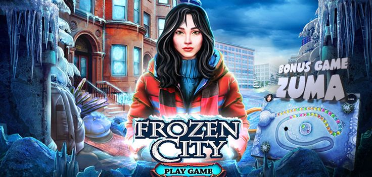 NEW FREE GAME just released! #hiddenobject #freegame #html5game #hiddenobjects Play 'Frozen City' here ➡ http://www.hidden4fun.com/hidden-object-games/4161/Frozen-City.html