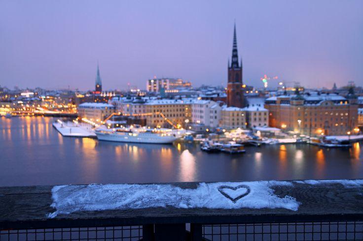 Stockholm bilder fotograf Johannes Rousseau