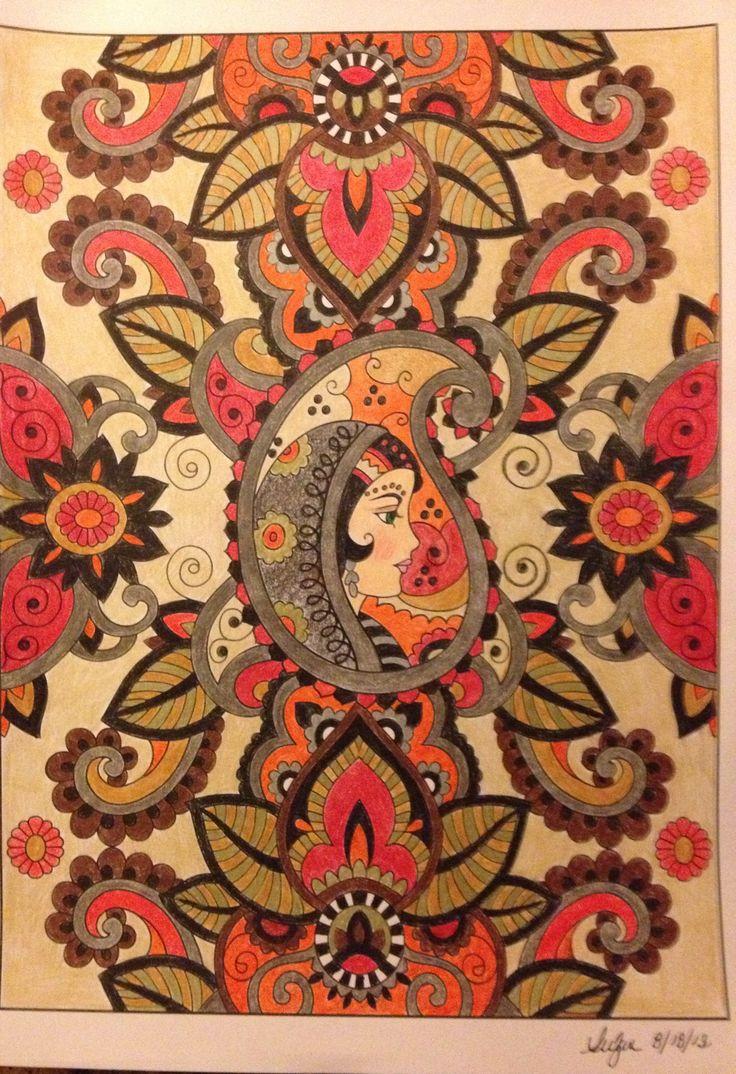 Creative Haven's Mehndi Designs