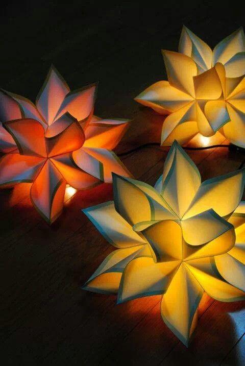 Lampenschirm kunstbeleuchtung design beleuchtung lichtideen lampen