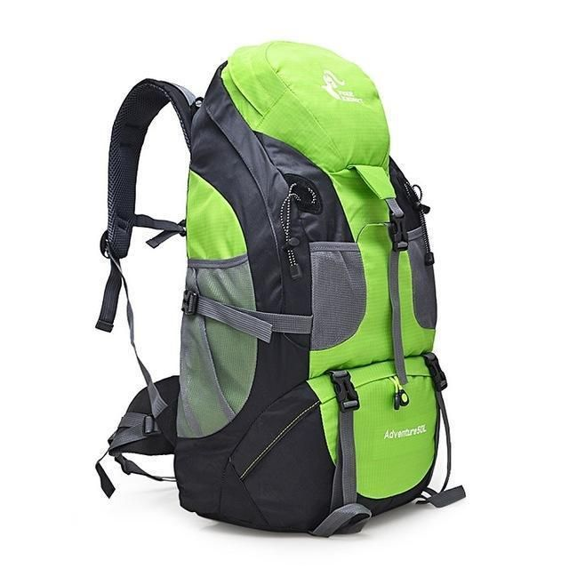 450e300f06c5 Free Knight 50L   60L Outdoor Backpack Climbing Camping Bag Waterproof  Hiking Backpacks Molle