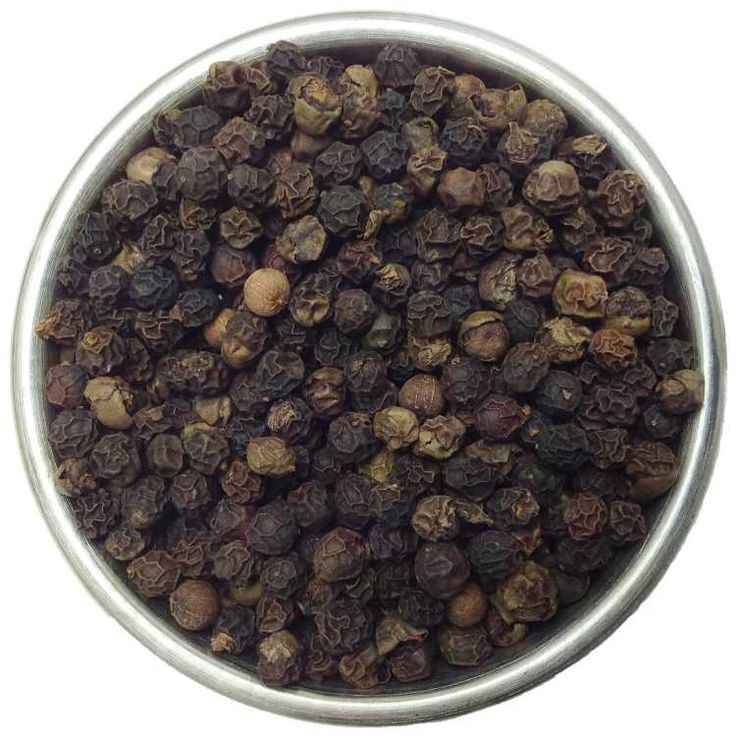 Most of the world's black peppercorns are grown in a narrow region on either side of the equator where the climate is right for the peppers to cultivate. Certain parts of Australia yield climate conditions that are also suitable for black peppercorns to grow. Like wine, differences in the soil and other environmental factors translate to variations in the crop that are distinctive to that region.    The Australian terra yields an aromatically light and pleasing fragrance to these black…