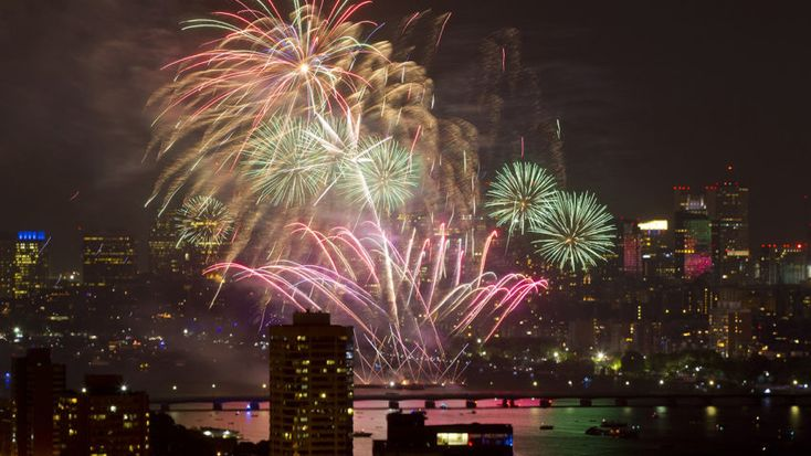 Skip the crowds and try one of these under-the-radar secret spots for Boston's July Fourth fireworks.