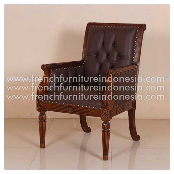 Buy Library Arm Chair American Style from Antique Reproduction Furniture.  We are reproduction furniture 100 - 33 Best Arm Chair Furniture Images On Pinterest Reproduction