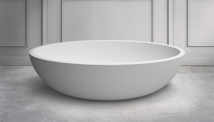 A sophisticated statement of minimalist splendour, the Haven Bath's flowing curves afford it a luxuriously organic form. Soon at @pirch Soho, NYC !