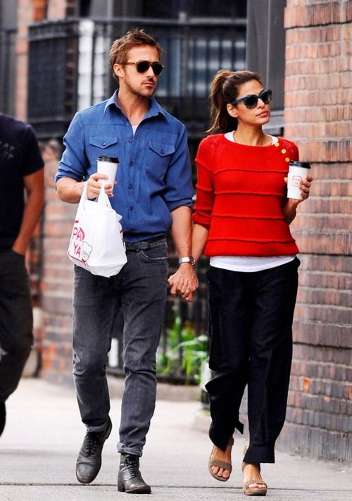 eva mendes from her beautiful pony to her darling ankle strap Via Spigas always stunning