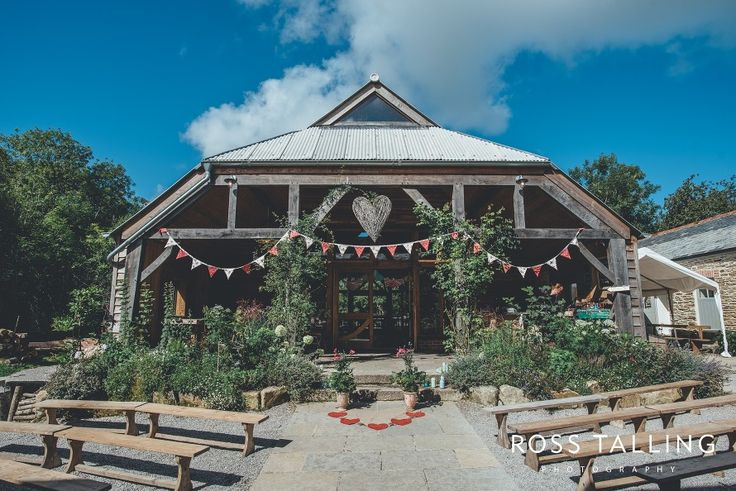 Laura & Danny's Nancarrow Farm Wedding Photography Cornwall