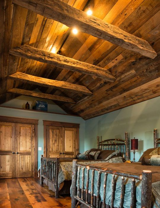 Luxury Hotel Room Design: Cabin Interior Design, Cabin