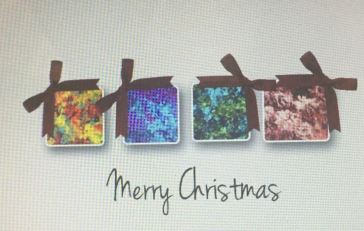 #christmascards #carddesigns #katiesartcave #katiedesigns17