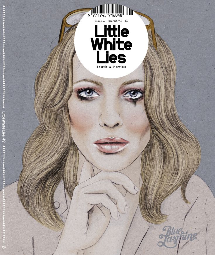 Kelly Thompson Illustration blog Cate Blanchett