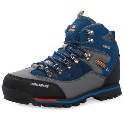 Outdoor Men Water Resistant Trekking Shoes #CLICK! #clothing, #shoes, #jewelry, #women, #men